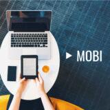 JPEGやPNG、PDFなどの画像データをMOBI形式に変換する方法